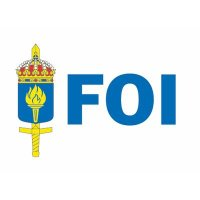 Logotype for Swedish Defence Research Agency (FOI)